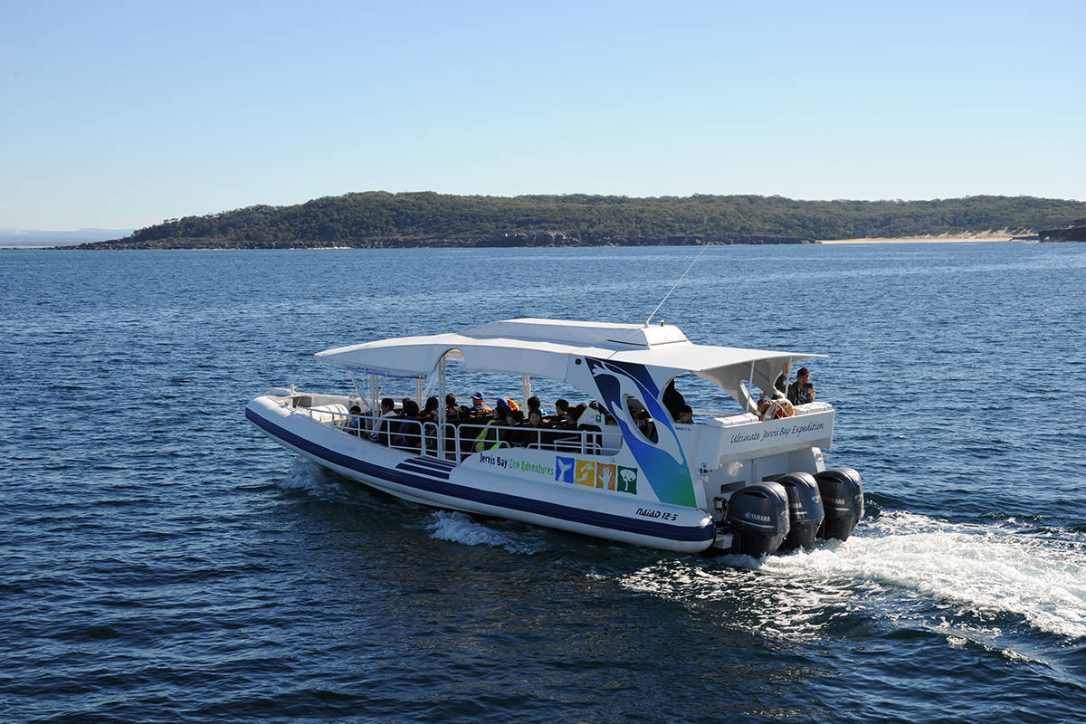 10 Reasons to Choose Jervis Bay Wild