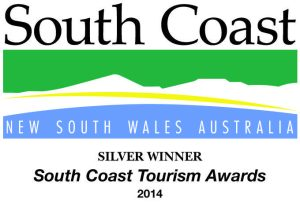 South Coast Regional Tourism Silver Winner