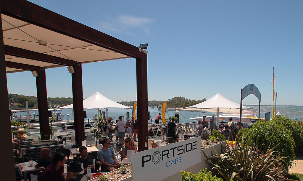 Portside Cafe Jervis Bay