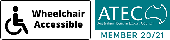 Wheelchair Access, Australian Tourism Export Council