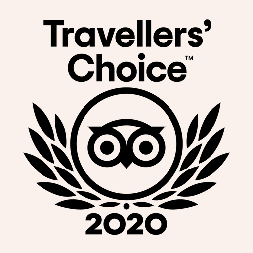 TripAdvisor Traveller's Choice 2020