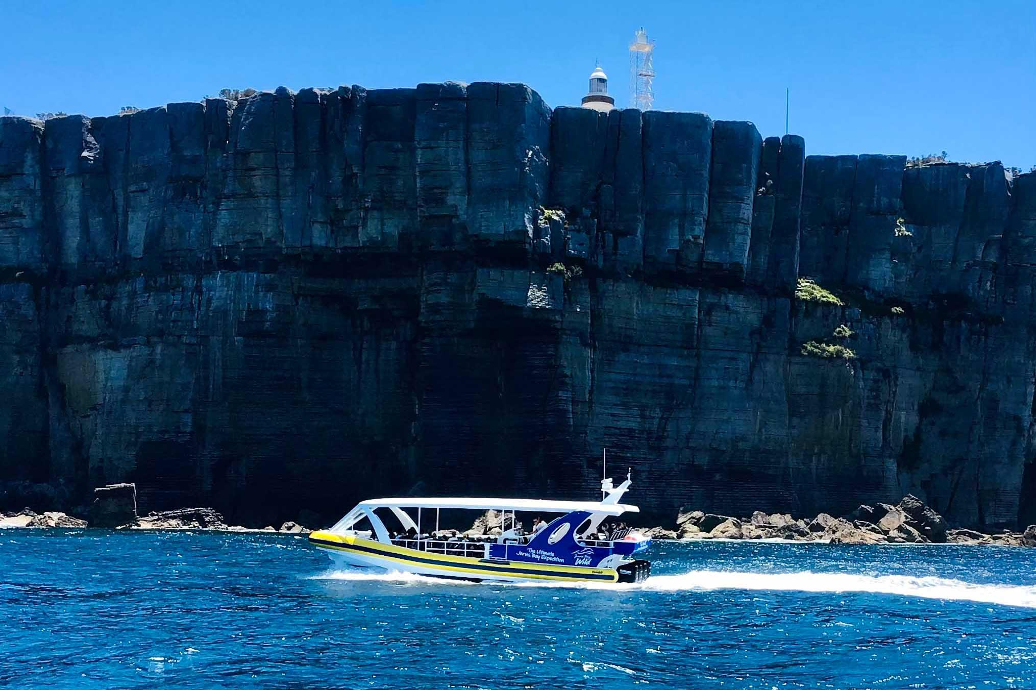 Jervis Bay Dolphin Cruises